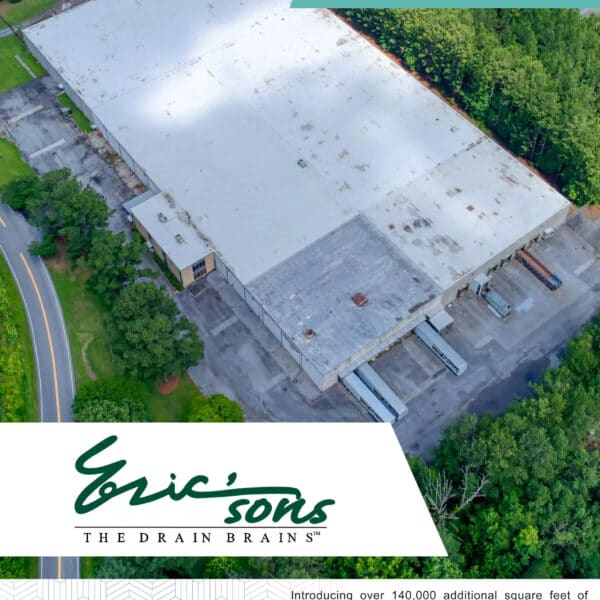 Eric'sons Dura Trench is expanding manufacturing capacity in Georgia