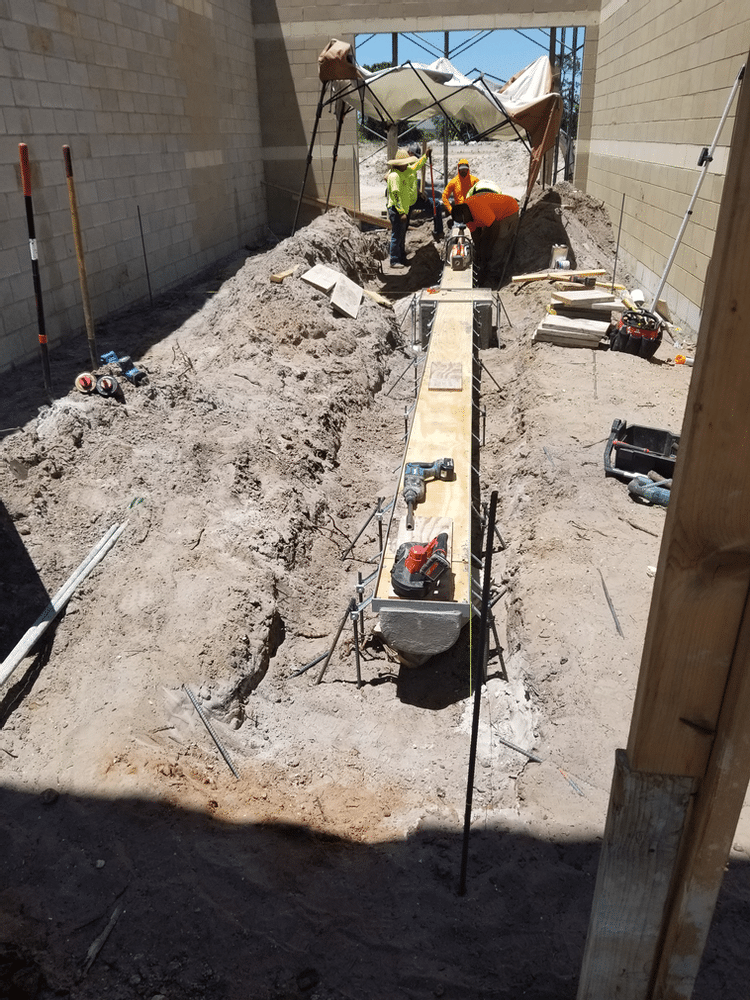 Dura Trench commercial trench drain system