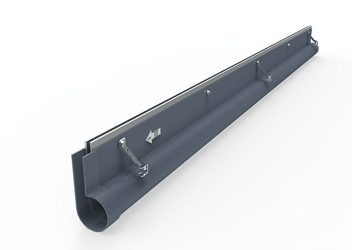 offset slot pipe