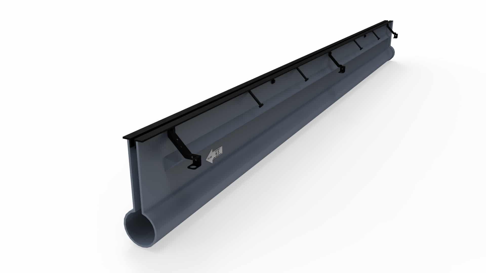 DTSP4-HDSPBP slot drain