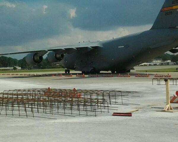 Trench Drains and Slotted Drains for Airports & Aircraft Hangars