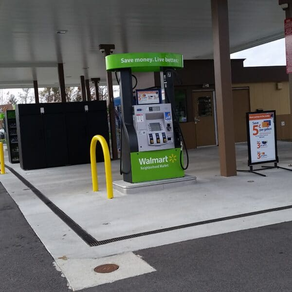 Walmart Gas Station