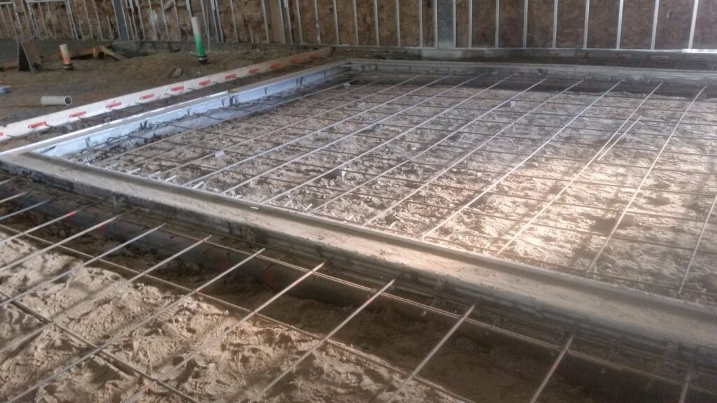 Stainless containment trench drain