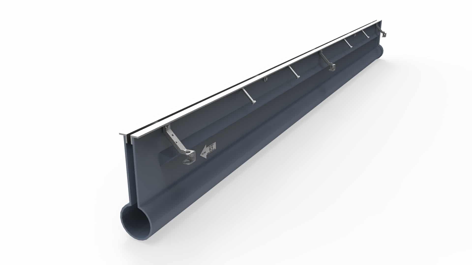 DTSP4-HDSPGS slot drain