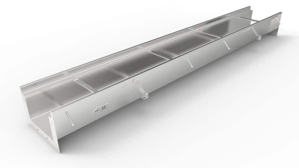 Dura Trech stainless steel trench drains