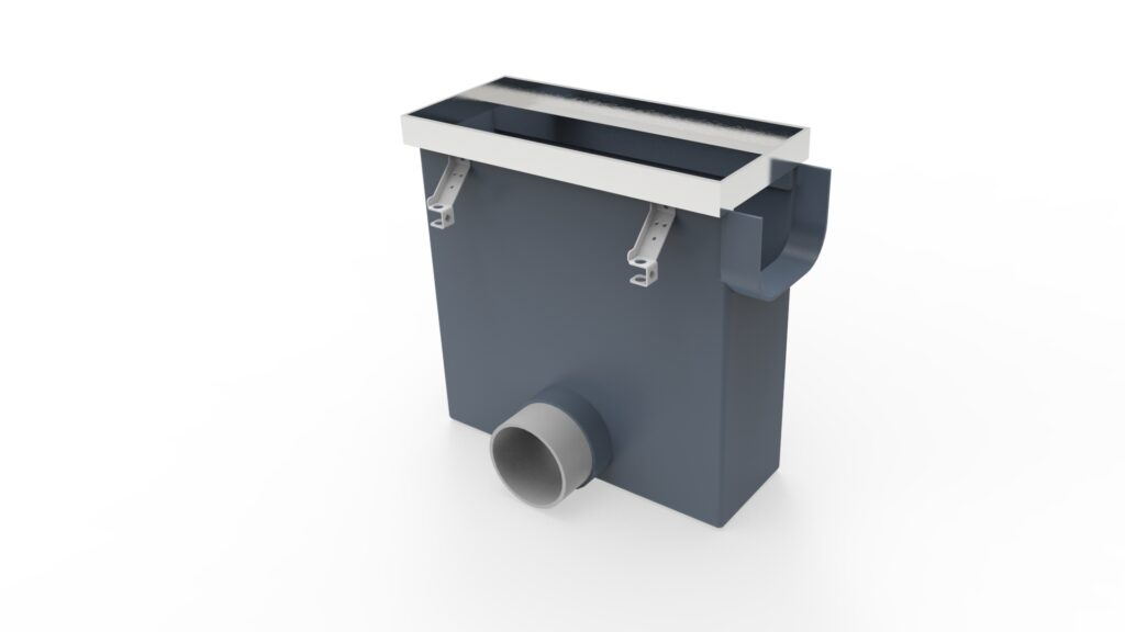 Dura Trench catch basins and sump basins