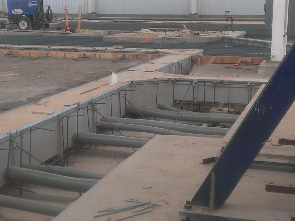Mixed use utility trench and drainage trench drain systems