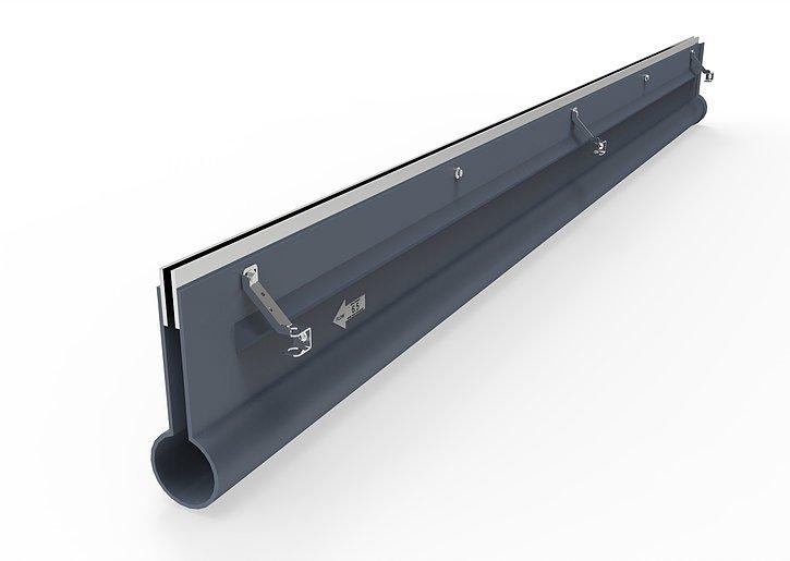 4 inch Slotted Drain (slot drain)