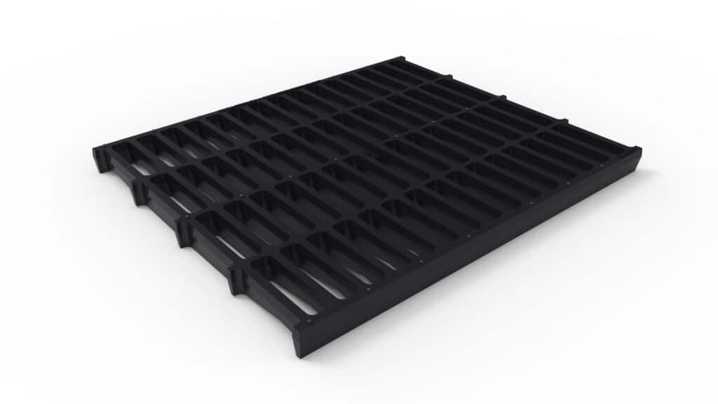 Dura Trench trench drain grates