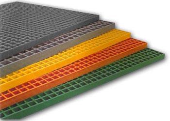 molded fiberglass trench drain grate colors