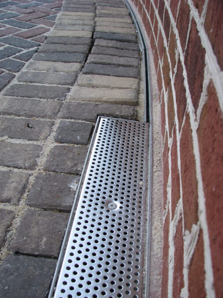 Trench Drains in Rapid City, SD